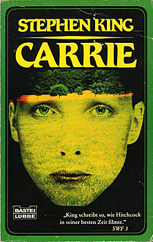 Buchcover: Carrie