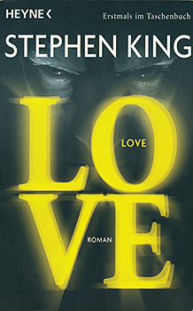 Buchcover: Stephen King – Love
