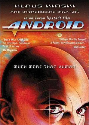 DVD-Cover (US): Der Android