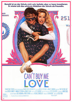 Plakatmotiv: Can't Buy Me Love (1987)