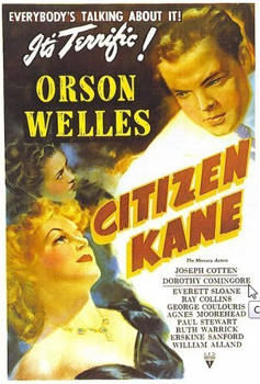 Kinoplakat (US): Citizen Kane