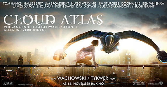 Teaserplakat: Cloud Atlas