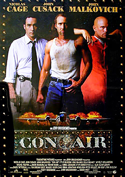 Kinoplakat (US): Con Air