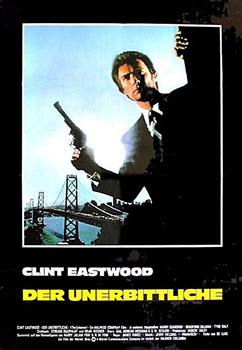 Plakatmotiv: Dirty Harry III – Der Unerbittliche (1976)