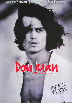 Kinoplakat: Don Juan DeMarco