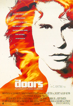 Kinoplakat: The Doors