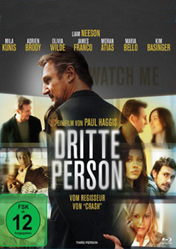 DVD-Coveer: Dritte Person