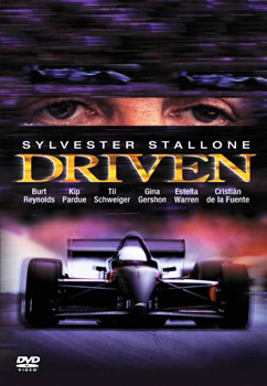 DVD-Cover: Driven
