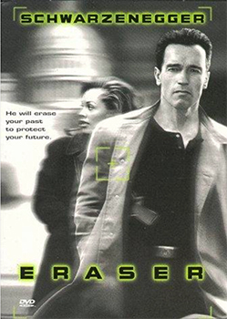 DVD-Cover (US): Eraser