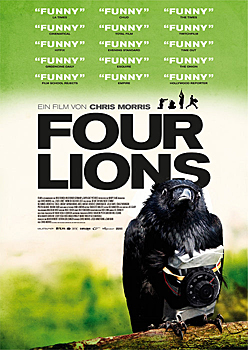 Kinoplakat: Four Lions