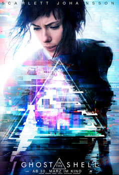 Plakatmotiv: Ghost in the Shell