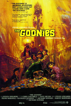Plakatmotiv (US): The Goonies (1985)