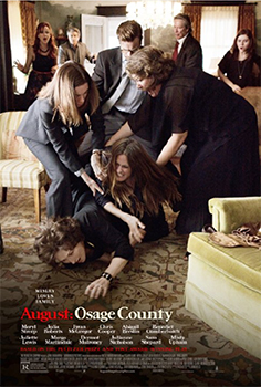 Kinoplakat (US): Im August in Osage County