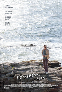Kinoplakat (US): Irrational Man