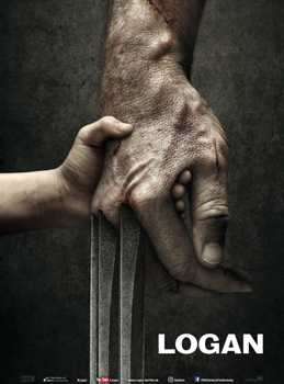 Plakatmotiv: Logan – The Wolverine