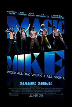 Kinoplakat: Magic Mike