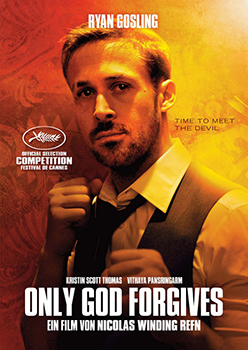 Kinoplakat: Only God forgives