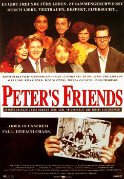 Plakatmotiv: Peter's Friends (1992)