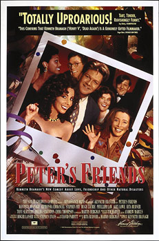Plakatmotiv (UK): Peter's Friends (1992)