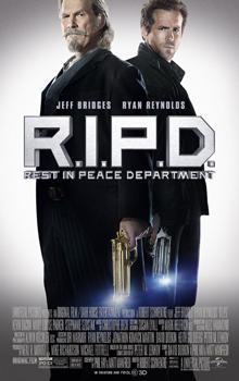 Plakatmotiv (US): R.I.P.D – Rest in Peace Departement