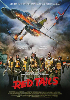 Kinoplakat: Red Tails
