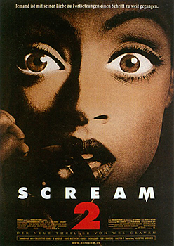 Kinoplakat: Scream 2