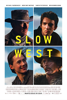 Kinoplakat: Slow West