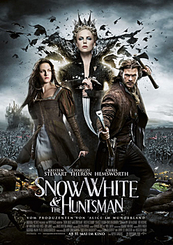 Kinoplakat: Snow White and the Huntsman