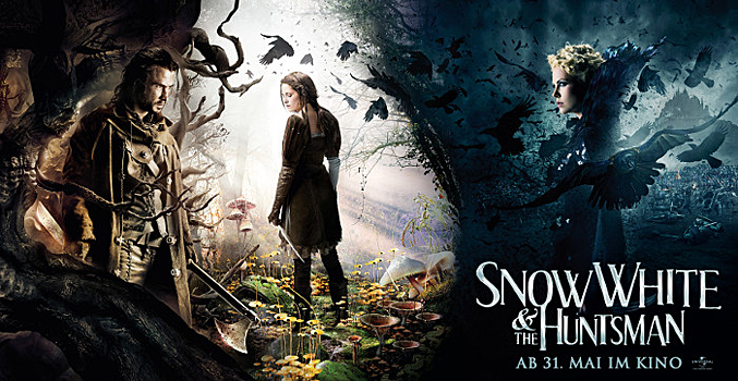 Kino-Banner: Snow White and the Huntsman