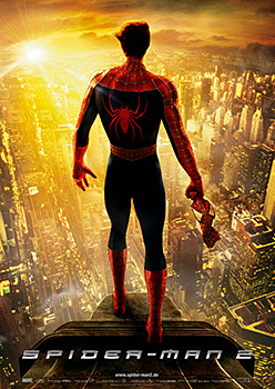 Teaserplakat: Spider-Man 2