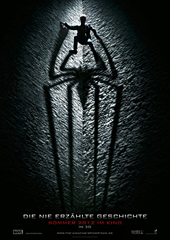 Teaserplakat: The amazing Spider-Man