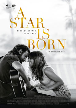Plakatmotiv: A Star is born (2018)