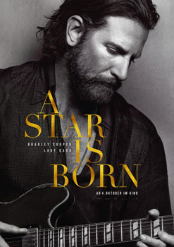 Plakatmotiv: A Star is born – Bradley Copper ist Jackson Maine (2018)