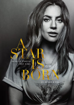 Plakatmotiv: A Star is born – Lady Gaga ist Ally (2018)