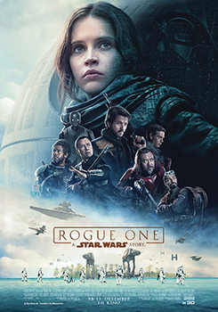 Kinoplakat: Rogue One – A Star Wars Story