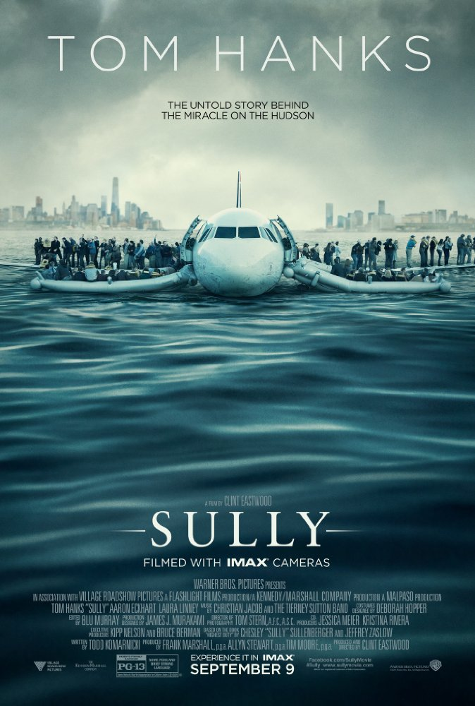Plakatmotiv (US): Sully
