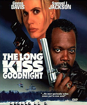 DVD-Cover (US): The Long Kiss Goodnight