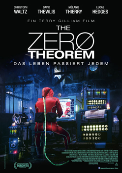 Kinoplakat: The Zero Theorem