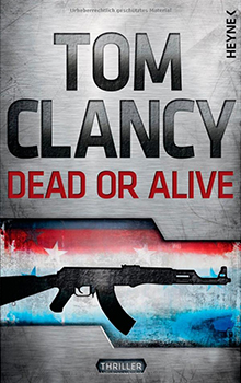 Buchcover: Tom Clancy – Dead or Alive