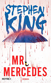 Buchcover: Stephen King – Mr. Mercedes