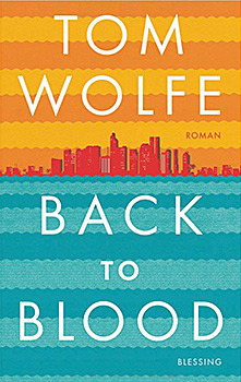 Buchcover: Back to Blood