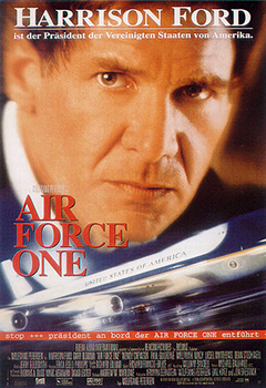 Kinoplakat: Air Force One