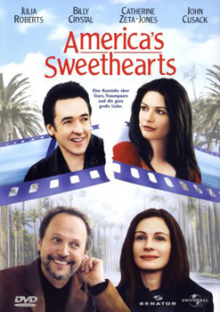 DVD-Cover: America's Sweethearts