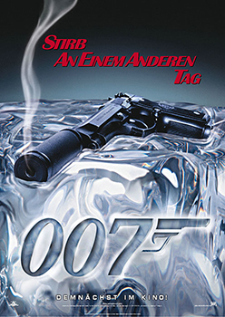 Kinoplakat: James Bond 007 – Stirb an einem anderen Tag