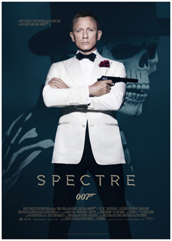 Kinoplakat: James Bond 007 – Spectre