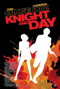 Kinoplakat (US): Knight and Day
