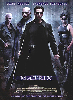 Kinoplakat: Matrix