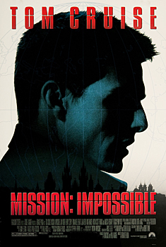 Kinoplakat: Mission Impossible