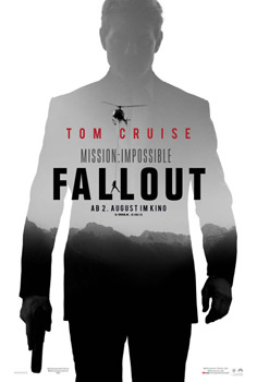 Kinoplakat: Mission: Impossible – Fallout