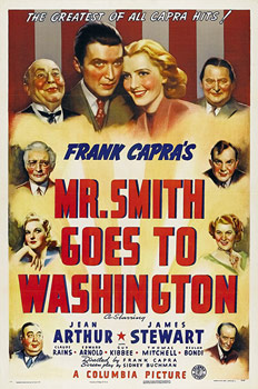 Plakatmotiv (US): Mr. Smith goes to Washington (1939)